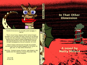 In That Other Dimension - Matty Millard